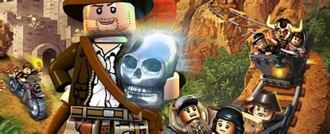 Characters revealed for LEGO Indiana Jones 2 - VG247