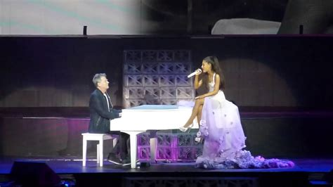 I Have Nothing - Ariana Grande ft David Foster (Whitney