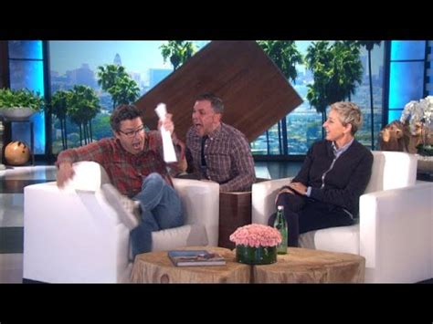 Andy Lassner's Pre-Halloween Scare! - YouTube