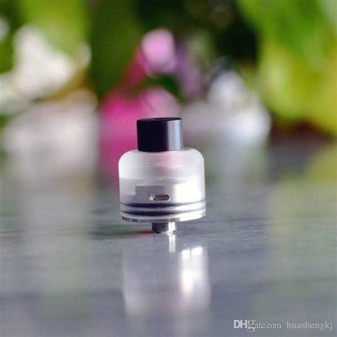 Newest Gambit RDA Replaceable Atomizers Single Coil